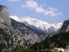 Гора Олимп – обиталище громовержца