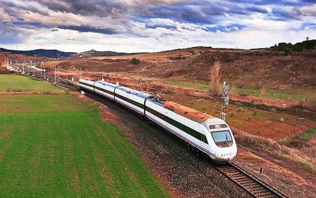 Испанские-железные-дороги