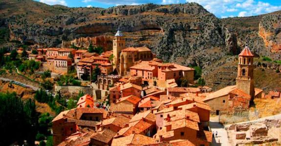 Небольшие-города-Испании-