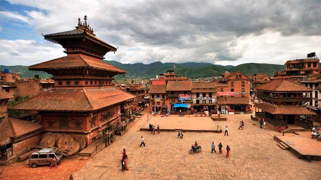 Непал - таинственная страна среди величественных гор