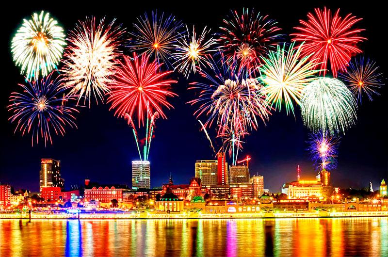 Топ-5 самых популярных новогодних направлений для туристов