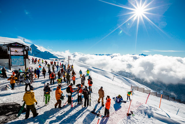 ТОП-3 популярных направлений для зимнего отдыха