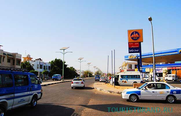 Общественный транспорт в Шарм-Эль-Шейхе